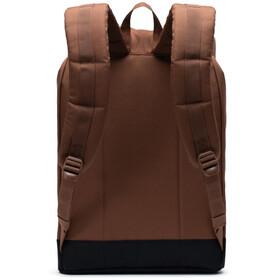 Herschel Retreat Backpack 19,5l saddle brown/black